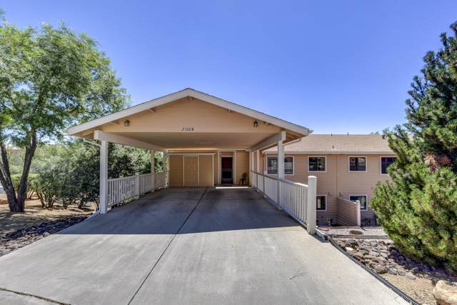 2166 Elkhorn Drive B, Prescott, AZ 86301 (MLS #5990218) :: The Property Partners at eXp Realty