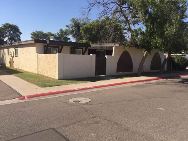 720 S Dobson Road #127, Mesa, AZ 85202 (MLS #5990243) :: Riddle Realty Group - Keller Williams Arizona Realty