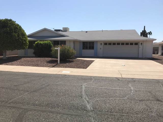 10101 W Kelso Drive, Sun City, AZ 85351 (MLS #5990317) :: Power Realty Group Model Home Center