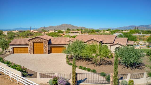 1418 W Joy Ranch Road, Phoenix, AZ 85086 (MLS #5990331) :: Conway Real Estate