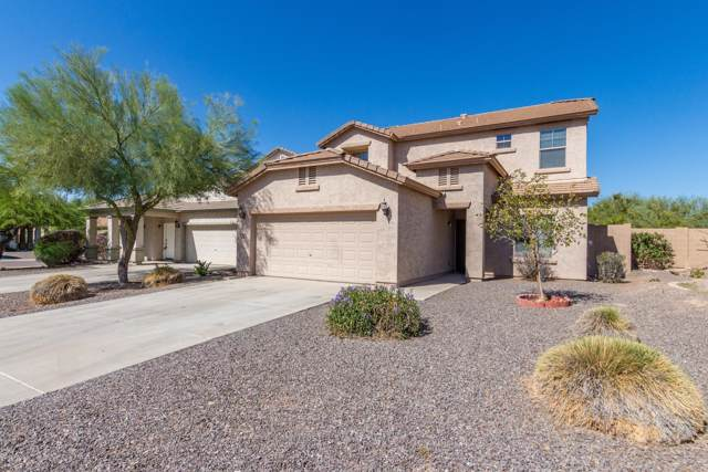 41302 N Palm Springs Trail, San Tan Valley, AZ 85140 (MLS #5990341) :: Santizo Realty Group