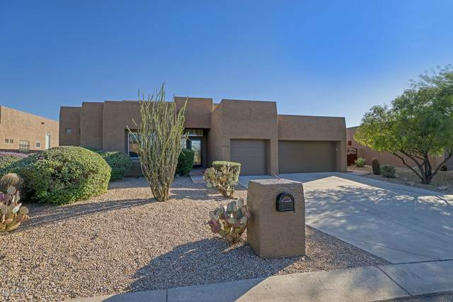 9663 E Cinder Cone Trail, Scottsdale, AZ 85262 (MLS #5990353) :: The W Group
