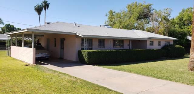 815 W Ocotillo Road, Phoenix, AZ 85013 (MLS #5990355) :: The W Group