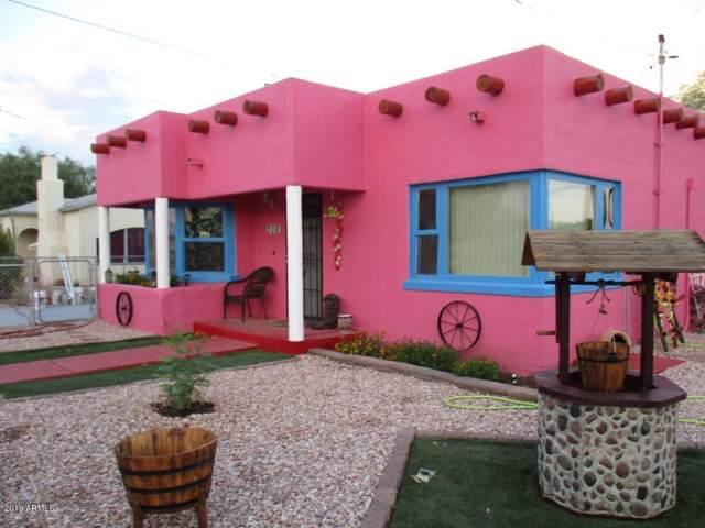 208 N Wall Avenue, Gila Bend, AZ 85337 (MLS #5990366) :: My Home Group