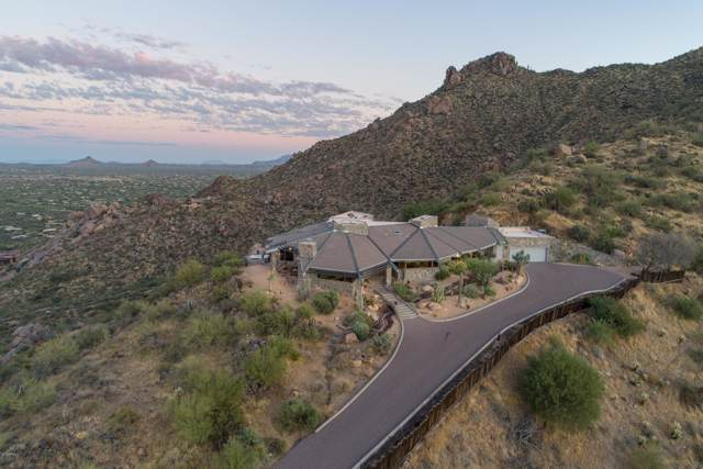 6600 E Hawksnest Road, Carefree, AZ 85377 (MLS #5990391) :: The Kenny Klaus Team