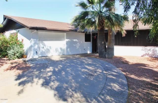 4525 N 82ND Street, Scottsdale, AZ 85251 (MLS #5990393) :: Brett Tanner Home Selling Team