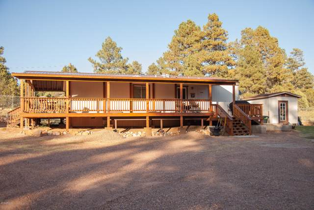 2130 Caprice Trail, Overgaard, AZ 85933 (MLS #5990407) :: Openshaw Real Estate Group in partnership with The Jesse Herfel Real Estate Group