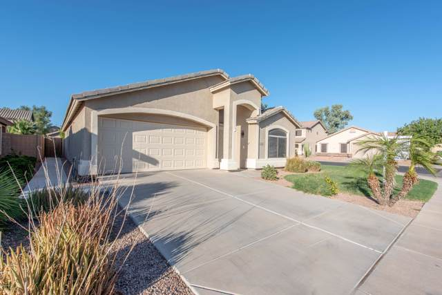 42550 W Colby Drive, Maricopa, AZ 85138 (MLS #5990432) :: The Daniel Montez Real Estate Group