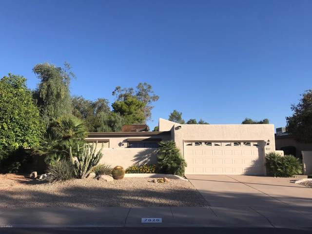 7626 E Via Del Reposo, Scottsdale, AZ 85258 (MLS #5990437) :: Brett Tanner Home Selling Team