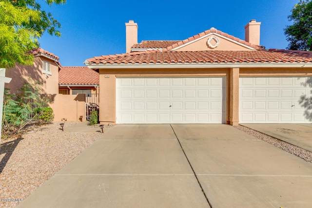3510 E Hampton Avenue #110, Mesa, AZ 85204 (MLS #5990439) :: Brett Tanner Home Selling Team