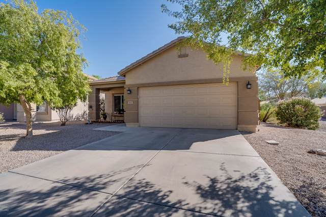 717 W Sunset Drive, Coolidge, AZ 85128 (MLS #5990446) :: Revelation Real Estate