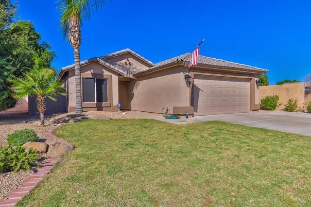 15616 N 136TH Lane, Surprise, AZ 85374 (MLS #5990487) :: Brett Tanner Home Selling Team