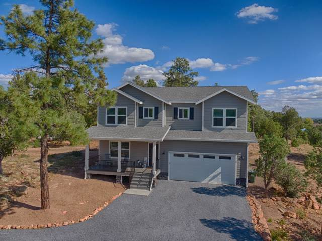 6684 Bodittle Way, Show Low, AZ 85901 (MLS #5990524) :: The Ramsey Team
