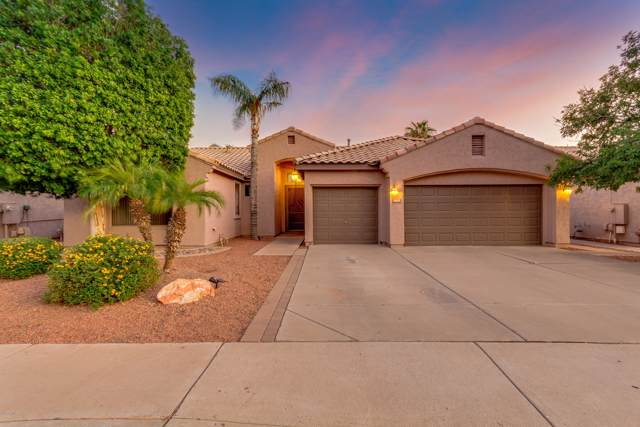 1809 E Campbell Avenue, Gilbert, AZ 85234 (MLS #5990526) :: Riddle Realty Group - Keller Williams Arizona Realty