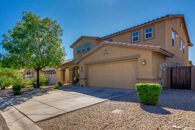 1395 E Poncho Lane, San Tan Valley, AZ 85143 (MLS #5990531) :: Riddle Realty Group - Keller Williams Arizona Realty