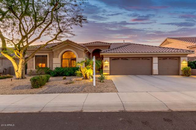 16618 S 15TH Lane, Phoenix, AZ 85045 (MLS #5990533) :: Devor Real Estate Associates
