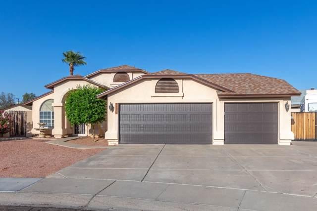 10359 N 78TH Avenue, Peoria, AZ 85345 (MLS #5990564) :: Occasio Realty