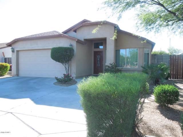 4824 S 7TH Street, Phoenix, AZ 85040 (MLS #5990578) :: Devor Real Estate Associates