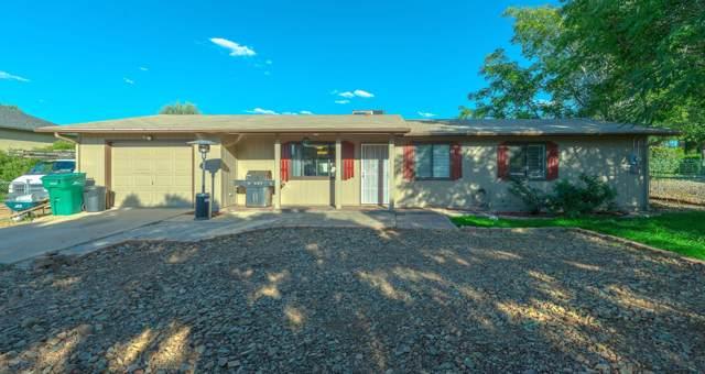 5751 N Pawnee Drive, Prescott Valley, AZ 86314 (MLS #5990605) :: The Bill and Cindy Flowers Team