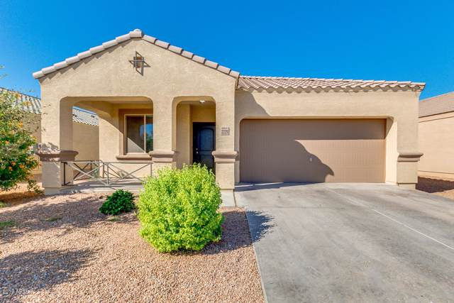 2229 N Sabino Lane, Casa Grande, AZ 85122 (MLS #5990628) :: Brett Tanner Home Selling Team