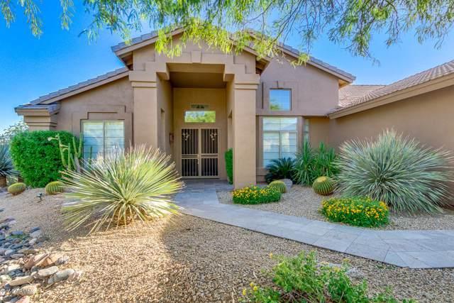 9615 E Skinner Drive, Scottsdale, AZ 85262 (MLS #5990630) :: My Home Group