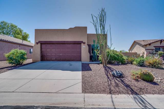 10637 E Gold Panning Court, Gold Canyon, AZ 85118 (MLS #5990667) :: The W Group