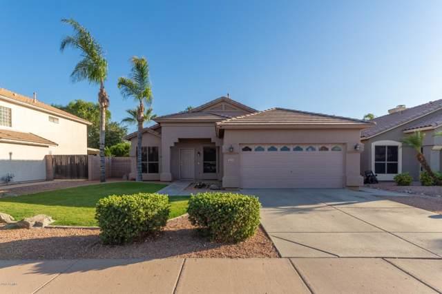 3939 E Page Avenue, Gilbert, AZ 85234 (MLS #5990681) :: Riddle Realty Group - Keller Williams Arizona Realty