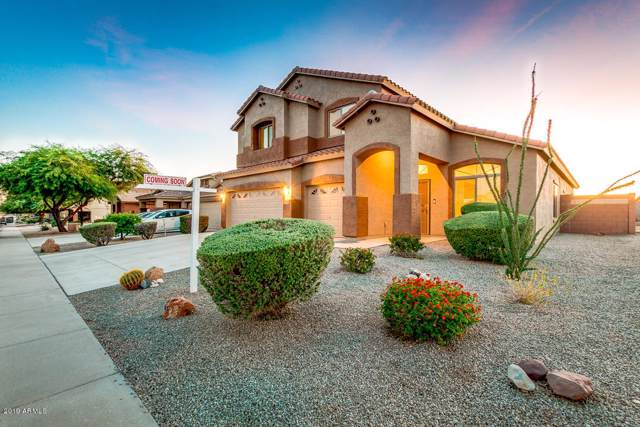 3822 N 297TH Avenue, Buckeye, AZ 85396 (MLS #5990694) :: The Property Partners at eXp Realty