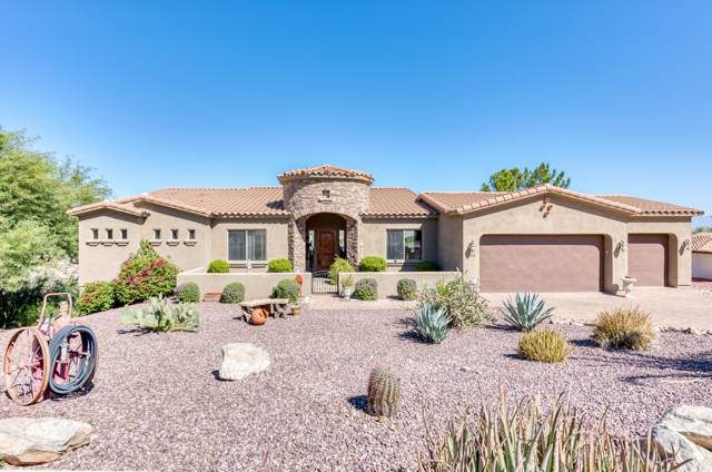 15526 E Thistle Drive, Fountain Hills, AZ 85268 (MLS #5990719) :: Brett Tanner Home Selling Team