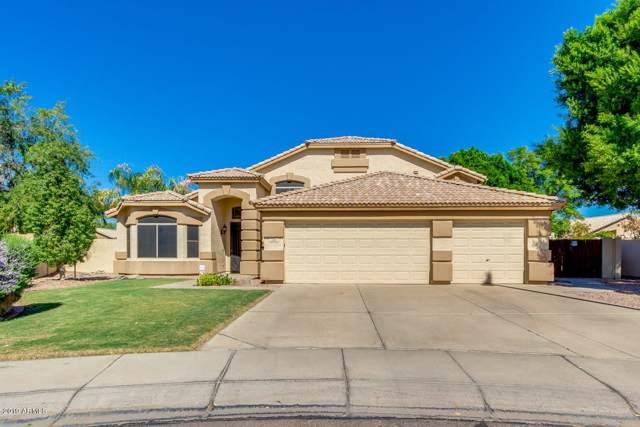 1335 N Bronco Court, Gilbert, AZ 85233 (MLS #5990746) :: Riddle Realty Group - Keller Williams Arizona Realty