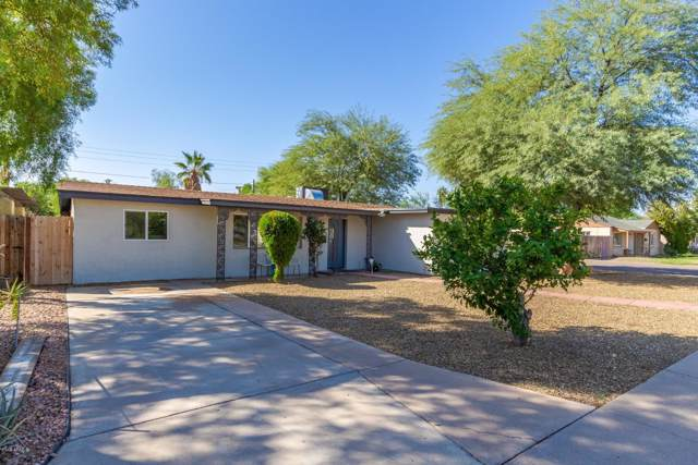 1545 W Roma Avenue, Phoenix, AZ 85015 (MLS #5990754) :: Keller Williams Realty Phoenix