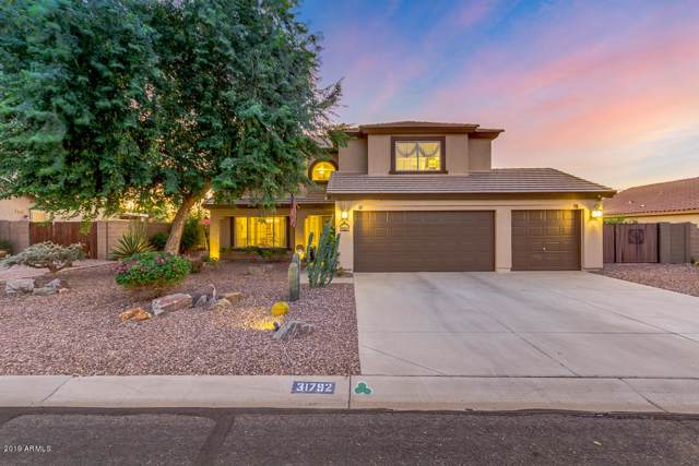 31792 N Blackfoot Drive, San Tan Valley, AZ 85143 (MLS #5990773) :: Riddle Realty Group - Keller Williams Arizona Realty