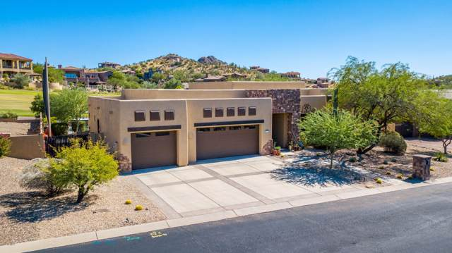 9007 E Canyon Creek Drive, Gold Canyon, AZ 85118 (MLS #5990775) :: The W Group