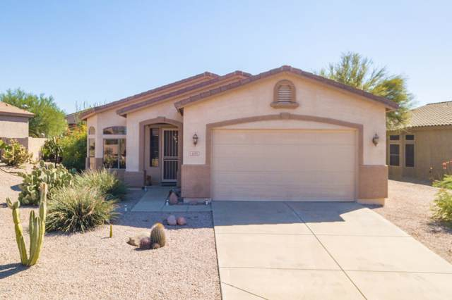 4291 S Strong Box Road, Gold Canyon, AZ 85118 (MLS #5990782) :: The W Group