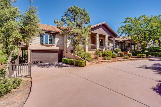 395 Manzanita Drive, Sedona, AZ 86336 (MLS #5990790) :: Conway Real Estate
