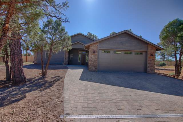 5461 S Elk Springs, Lakeside, AZ 85929 (MLS #5990795) :: Openshaw Real Estate Group in partnership with The Jesse Herfel Real Estate Group