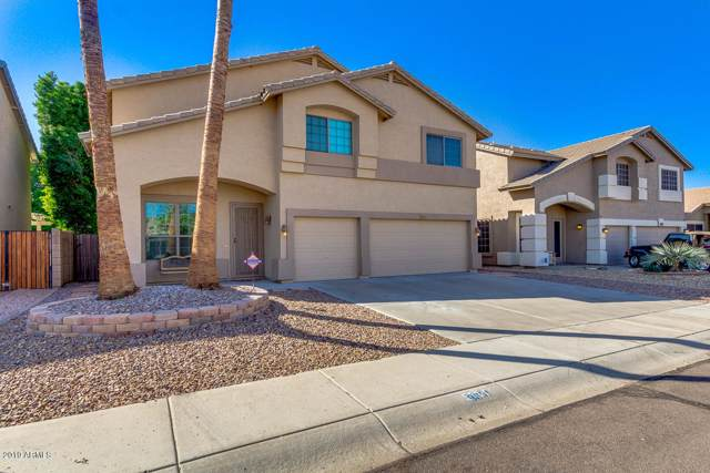 9051 W Clara Lane, Peoria, AZ 85382 (MLS #5990797) :: The W Group
