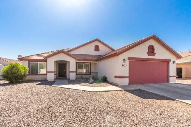 1633 E Bluebell Street, Casa Grande, AZ 85122 (MLS #5990804) :: Yost Realty Group at RE/MAX Casa Grande