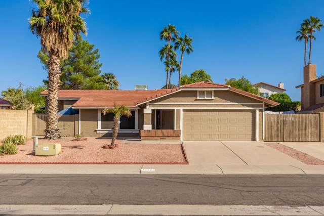 14401 N 20th Way, Phoenix, AZ 85022 (MLS #5990815) :: The Laughton Team