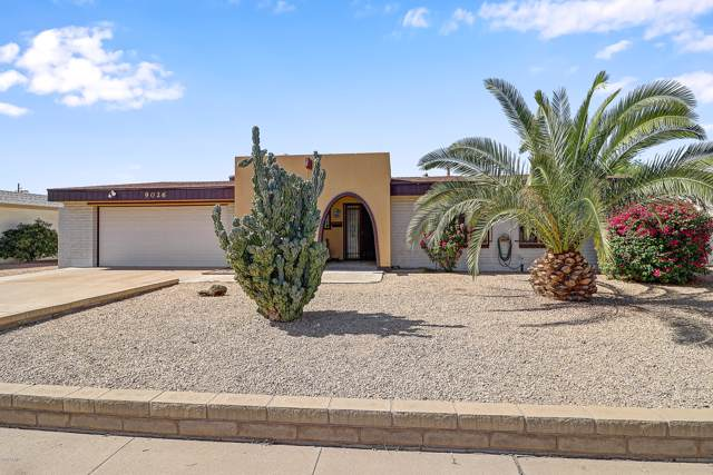 9026 N 42ND Avenue, Phoenix, AZ 85051 (MLS #5990825) :: Devor Real Estate Associates