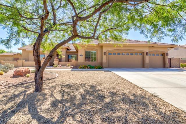 13019 W Krall Court, Glendale, AZ 85307 (MLS #5990827) :: Brett Tanner Home Selling Team