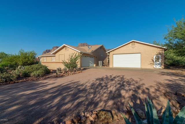 613 S Camino Saguaro, Apache Junction, AZ 85119 (MLS #5990863) :: The Everest Team at eXp Realty