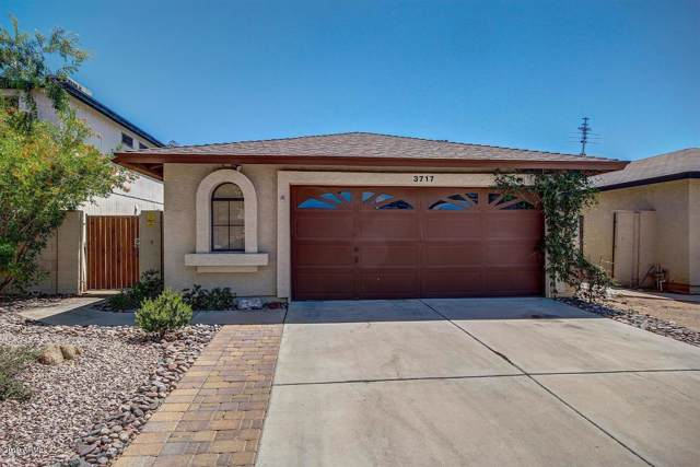 3717 W Wagoner Road, Glendale, AZ 85308 (MLS #5990867) :: Team Wilson Real Estate