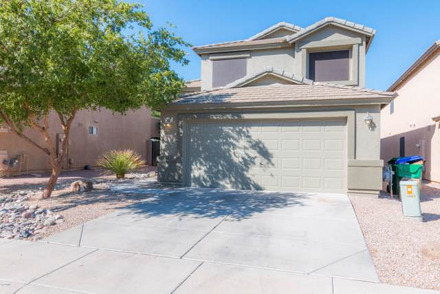 22512 N Davis Way, Maricopa, AZ 85138 (MLS #5990915) :: The Daniel Montez Real Estate Group