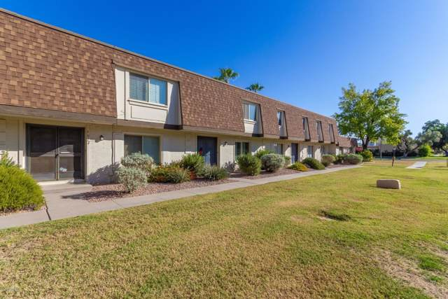 5072 N 83RD Street #12, Scottsdale, AZ 85250 (MLS #5990917) :: Brett Tanner Home Selling Team