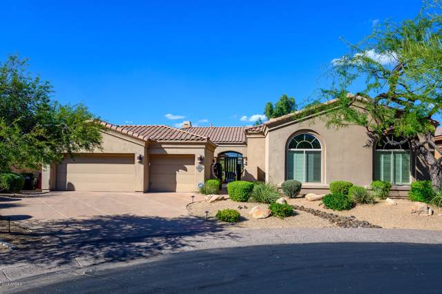 7758 E Fledgling Drive, Scottsdale, AZ 85255 (MLS #5990925) :: CC & Co. Real Estate Team