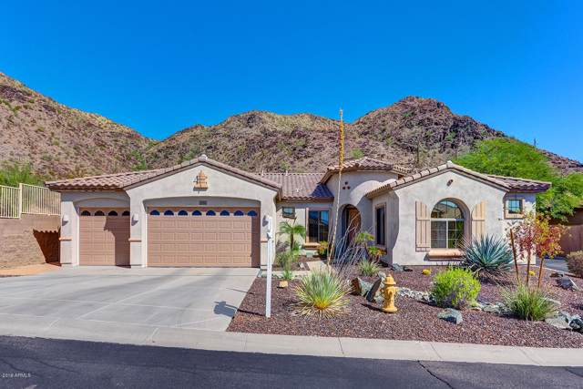 2814 W Hiddenview Drive, Phoenix, AZ 85045 (MLS #5990940) :: Devor Real Estate Associates