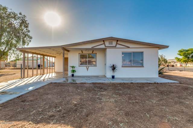 1820 S 7TH Street, Coolidge, AZ 85128 (MLS #5990946) :: The Daniel Montez Real Estate Group