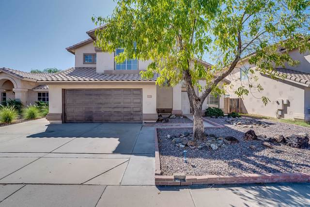 1317 W Charleston Avenue, Phoenix, AZ 85023 (MLS #5990948) :: Riddle Realty Group - Keller Williams Arizona Realty