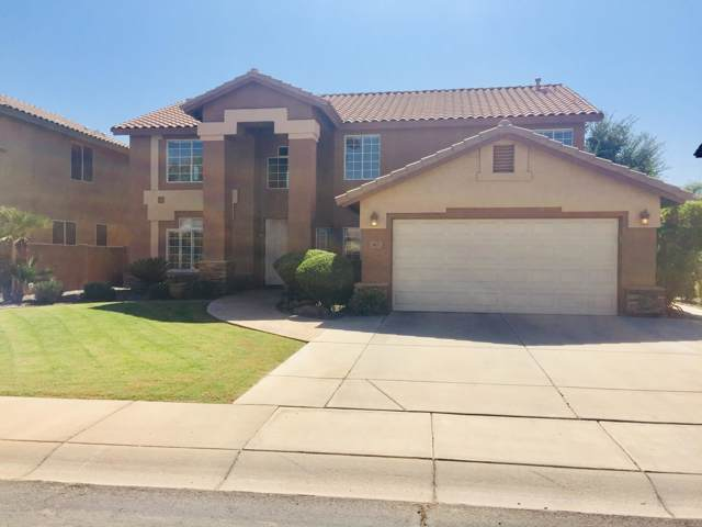 413 E Baylor Lane, Gilbert, AZ 85296 (MLS #5990963) :: Riddle Realty Group - Keller Williams Arizona Realty